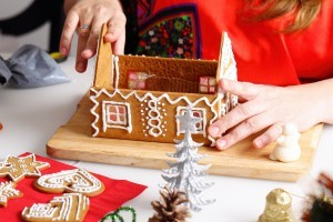Gingerbread Houses Printable