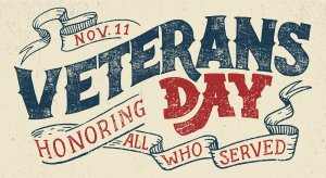 Veterans Day Printable