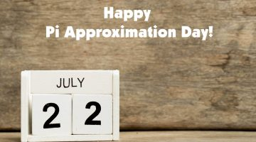 Pi Approximation Day Printable